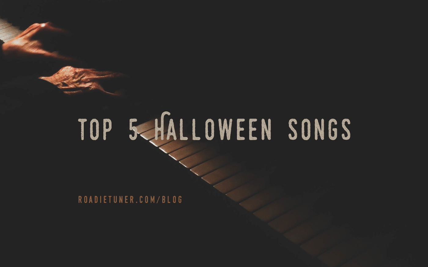 Get Spooky This Halloween With These 5 Songs