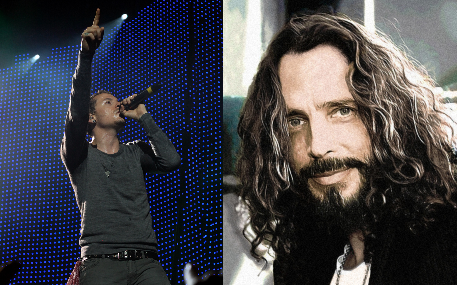 "Watch Chester Bennington & Chris Cornell Performing ""Crawling"""