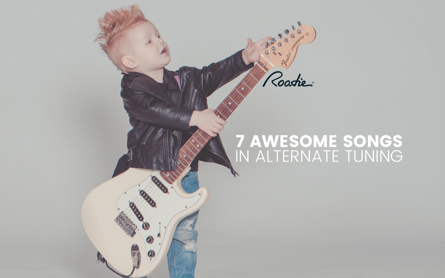 7 Awesome Songs in Alternate Tuning