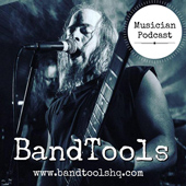 Band Tools Podcast visual
