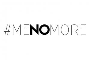#MeNoMore logo