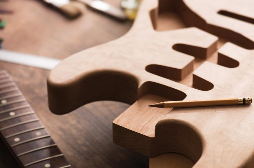 The Art of Making Guitars