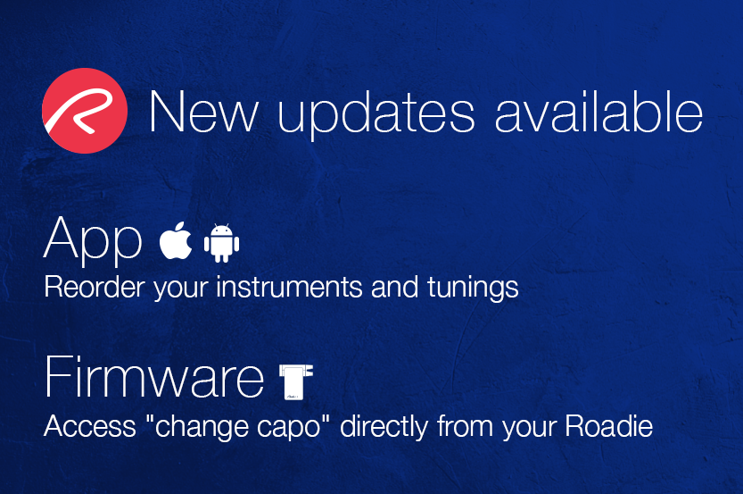 New Feature Updates for Roadie