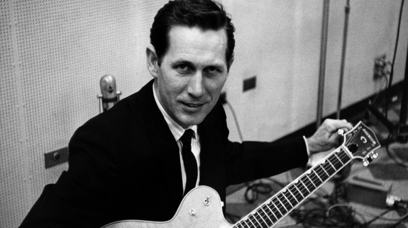 10 of Chet Atkins' Most Memorable Songs
