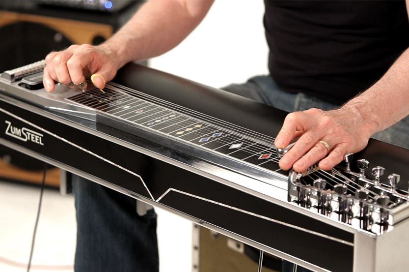 Crash Course in the Pedal Steel Guitar
