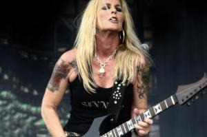 Top Female guitarists