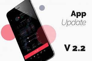 Roadie app update v2.2