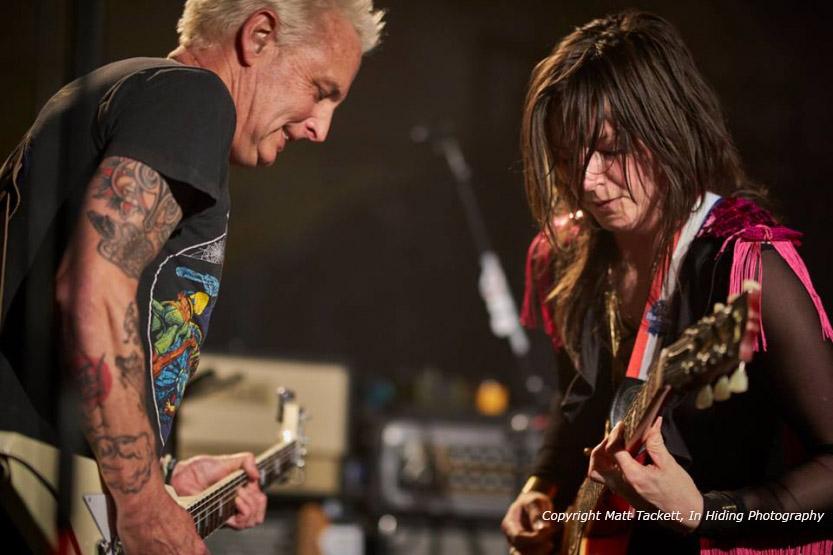 Legendary Guitarists Born in April