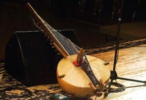 Kora african instrument