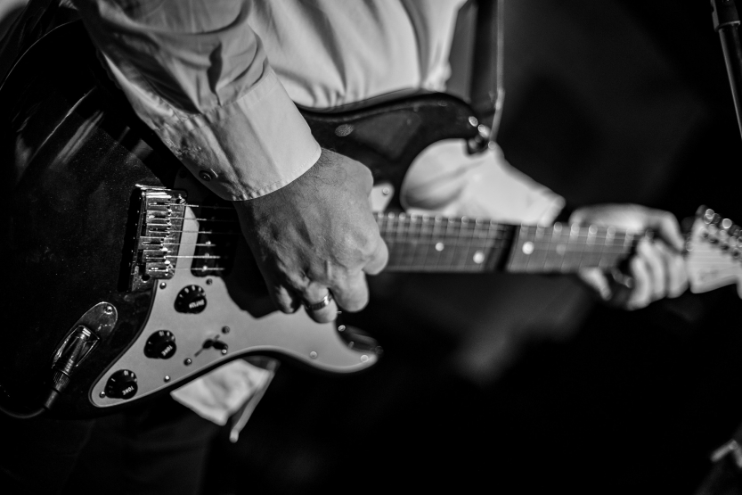 Tapping Into Pentatonic Scales