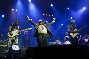 George Clinton Funkadelics
