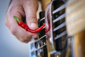 5 cool guitar tricks