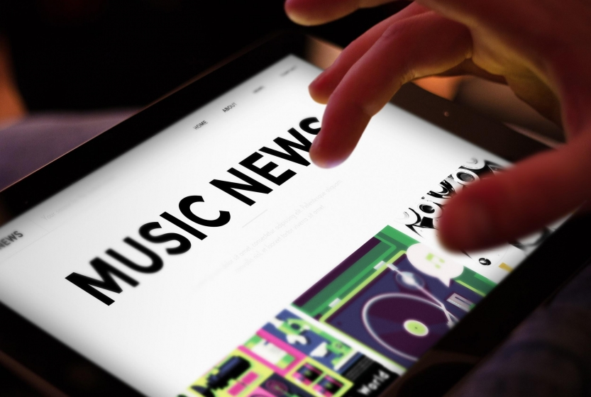 Blockchains, Not Gold Chains (& More in Music News)