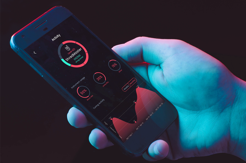 Roadie Tuner App Update: New Stats Feature Launched!