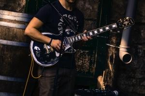 lead guitar phrasing