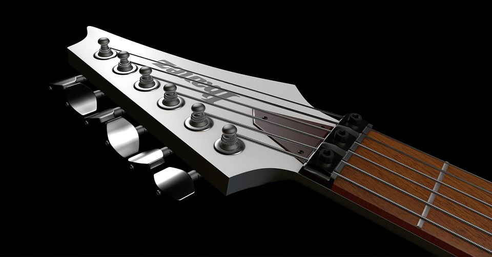 restringing your electric guitar. Black Bedroom Furniture Sets. Home Design Ideas