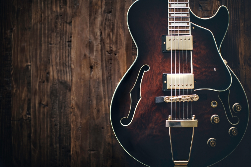 Restringing Your Electric Guitar