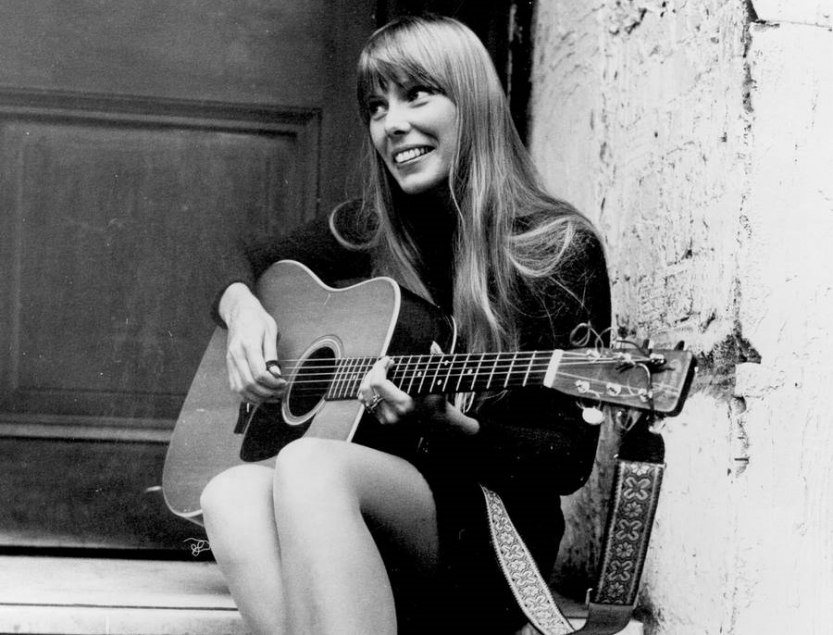 Joni Mitchell's Alternative Tunings