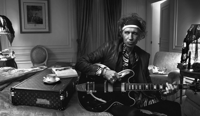 Keith Richards – Master of the Open G Alternate Tuning