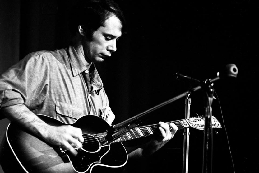 John Fahey and the Open C