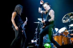 Downpicking Metallica