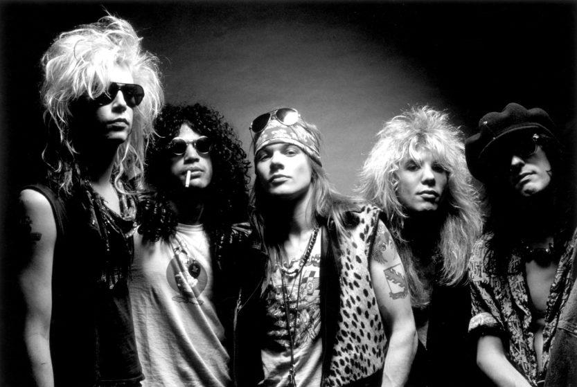 6 Awesome Guns N' Roses Performances