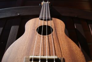 Ukulele Wood Hollow Music Strings Instrument