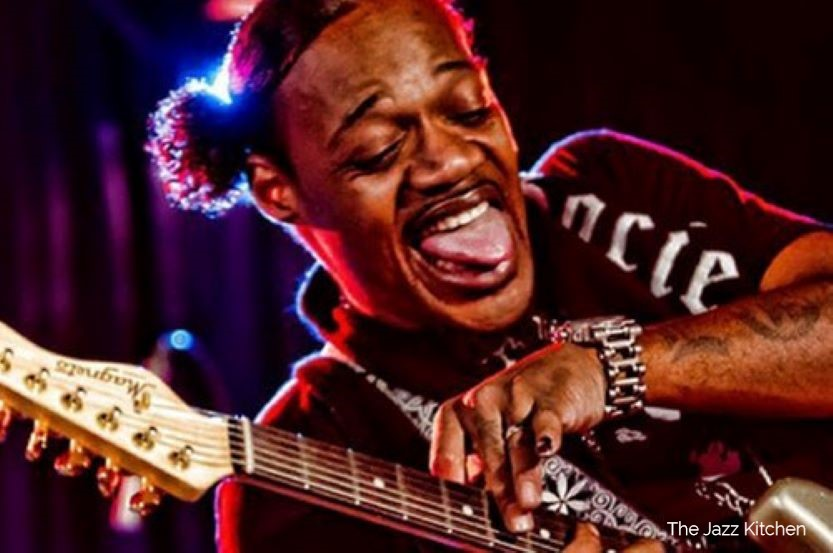Backward and Upside-Down in E-Flat feat. Eric Gales