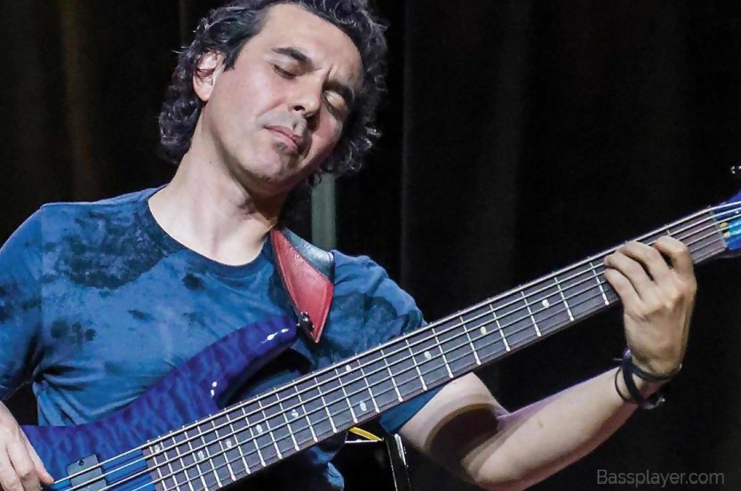 Roadie Spotlight: 6-String Bass Virtuoso Adam Nitti