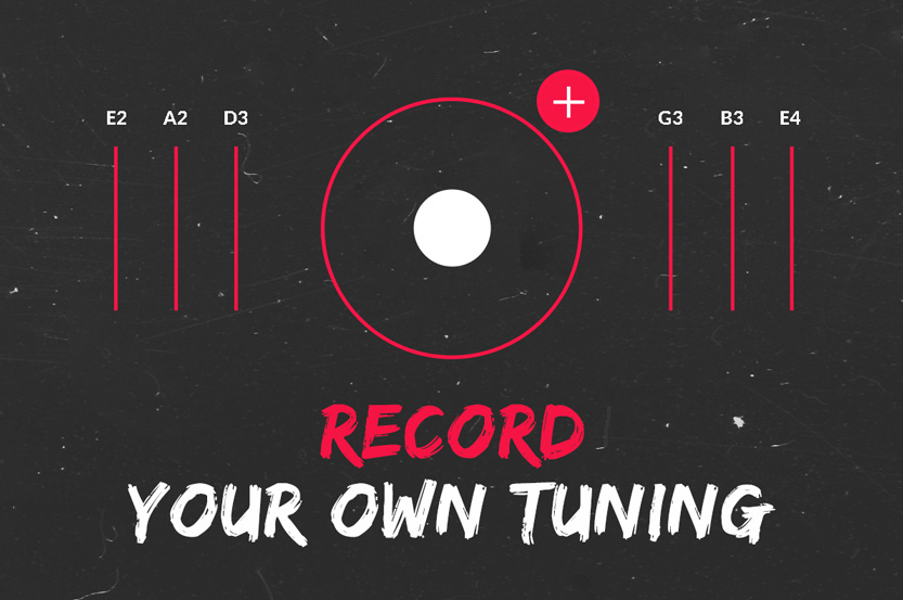 record mode new roadie tuner feature. Black Bedroom Furniture Sets. Home Design Ideas