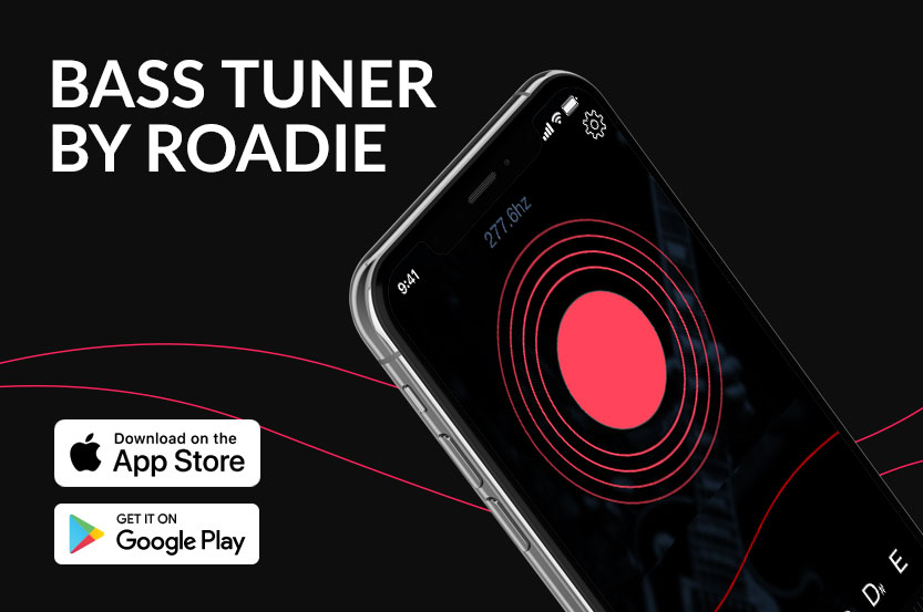 Bass Tuner by Roadie: New Feature Updates [Now Also Available on Google Play!]