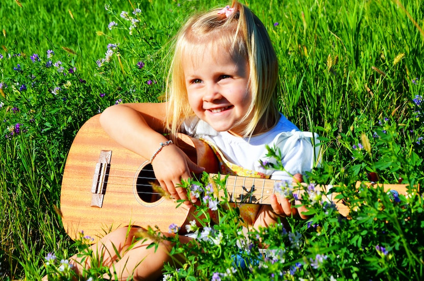 How to Teach Your Child Guitar 2