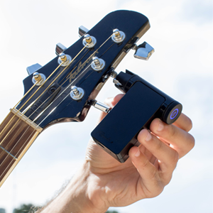Roadie Automatic Guitar Tuner | Tune any string instrument in seconds